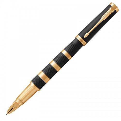 Ручка Parker (Паркер) 5th Ingenuity Large Black Rubber/Metal GT в Нижнем Новгороде