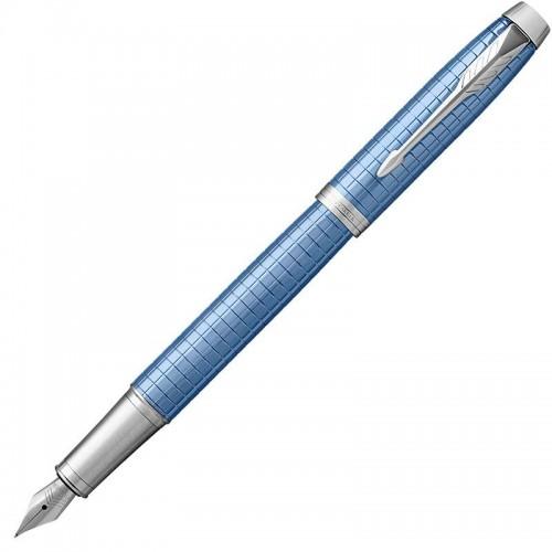 Перьевая ручка Parker (Паркер) IM Premium Blue CT F в Нижнем Новгороде
