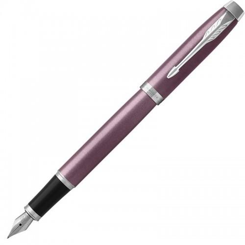 Перьевая ручка Parker (Паркер) IM Core Light Purple CT F в Нижнем Новгороде