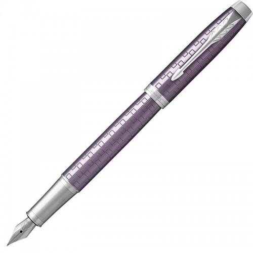 Перьевая ручка Parker (Паркер) IM Premium Dark Violet CT F в Нижнем Новгороде