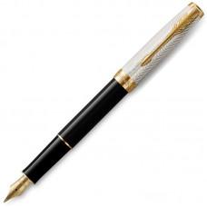 Перьевая ручка Parker (Паркер) Sonnet Fougere Black GT F