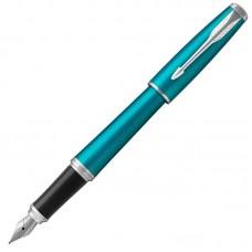 Перьевая ручка Parker (Паркер) Urban Vibrant Blue CT F
