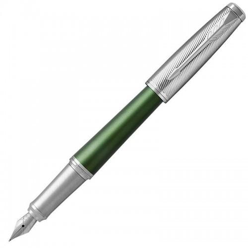 Перьевая ручка Parker (Паркер) Urban Premium Green CT F в Нижнем Новгороде