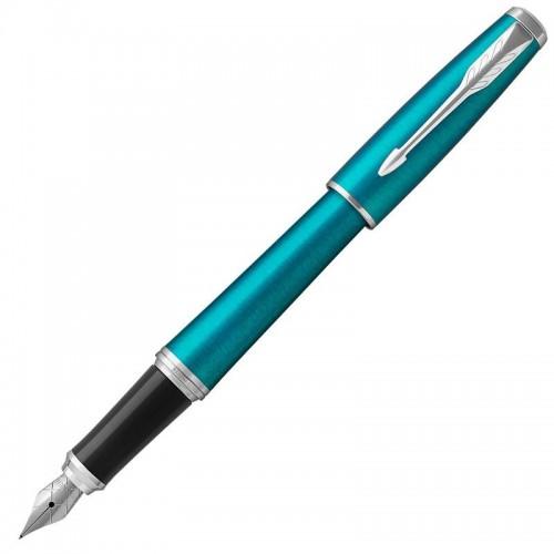 Перьевая ручка Parker (Паркер) Urban Vibrant Blue CT F в Нижнем Новгороде