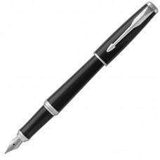 Перьевая ручка Parker (Паркер) Urban London Cab Black CT F