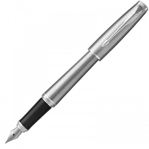 Перьевая ручка Parker (Паркер) Urban Metro Metallic CT F в Нижнем Новгороде