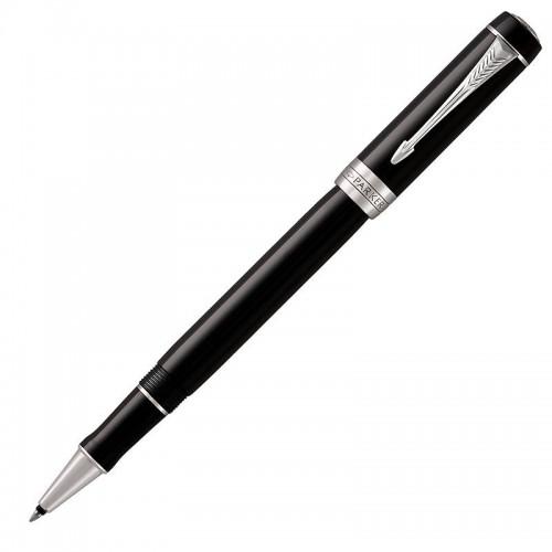 Ручка-роллер Parker (Паркер) Duofold Classic Black CT в Нижнем Новгороде