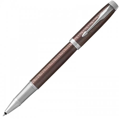 Ручка-роллер Parker (Паркер) IM Premium Brown CT в Нижнем Новгороде