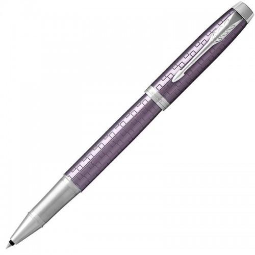 Ручка-роллер Parker (Паркер) IM Premium Dark Violet CT в Нижнем Новгороде