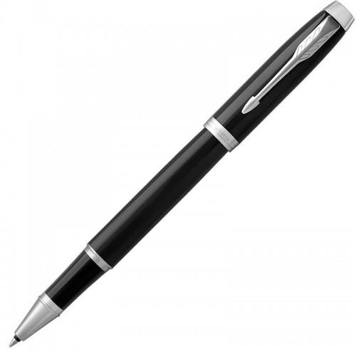 Ручка-роллер Parker (Паркер) IM Core Black Chrome CT в Нижнем Новгороде