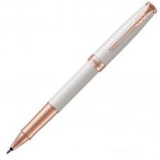 Ручка-роллер Parker (Паркер) Sonnet Premium Pearl Lacquer PGT