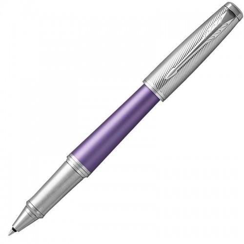 Ручка-роллер Parker (Паркер) Urban Premium Violet CT в Нижнем Новгороде