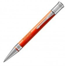 Шариковая ручка Parker (Паркер) Duofold Classic Big Red Vintage CT