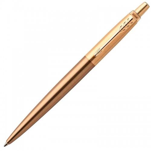 Шариковая ручка Parker (Паркер) Jotter Luxe West End Brushed GT в Нижнем Новгороде