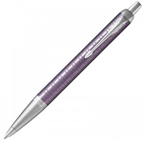 Шариковая ручка Parker (Паркер) IM Premium Dark Violet CT в Нижнем Новгороде