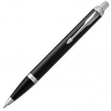 Шариковая ручка Parker (Паркер) IM Core Black Chrome CT