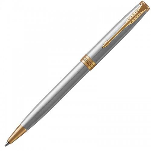 Шариковая ручка Parker (Паркер) Sonnet Core Stainless Steel GT в Нижнем Новгороде