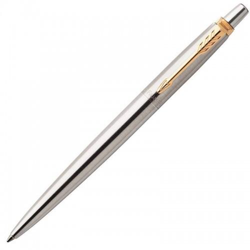 Шариковая ручка Parker (Паркер) Jotter Core Stainless Steel GT в Нижнем Новгороде