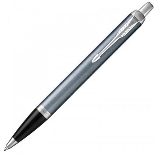 Шариковая ручка Parker (Паркер) IM Core Light Blue Grey CT в Нижнем Новгороде
