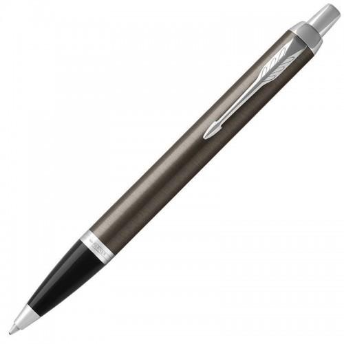 Шариковая ручка Parker (Паркер) IM Core Dark Espresso CT в Нижнем Новгороде
