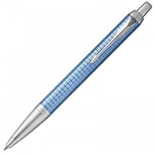 Шариковая ручка Parker (Паркер) IM Premium Blue CT в Нижнем Новгороде