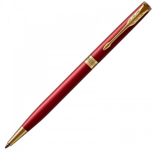 Шариковая ручка Parker (Паркер) Sonnet Core Slim Red Lacquer GT в Нижнем Новгороде