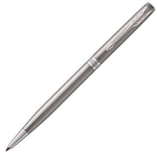 Шариковая ручка Parker (Паркер) Sonnet Core Slim Stainless Steel CT в Нижнем Новгороде