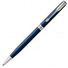 Шариковая ручка Parker (Паркер) Sonnet Core Slim Blue Lacquer CT