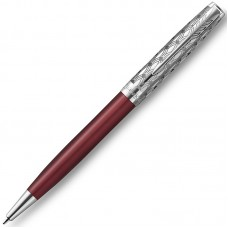 Шариковая ручка Parker (Паркер) Sonnet Premium Metal Red CT