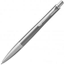 Шариковая ручка Parker (Паркер) Urban Premium Silvered Powder CT